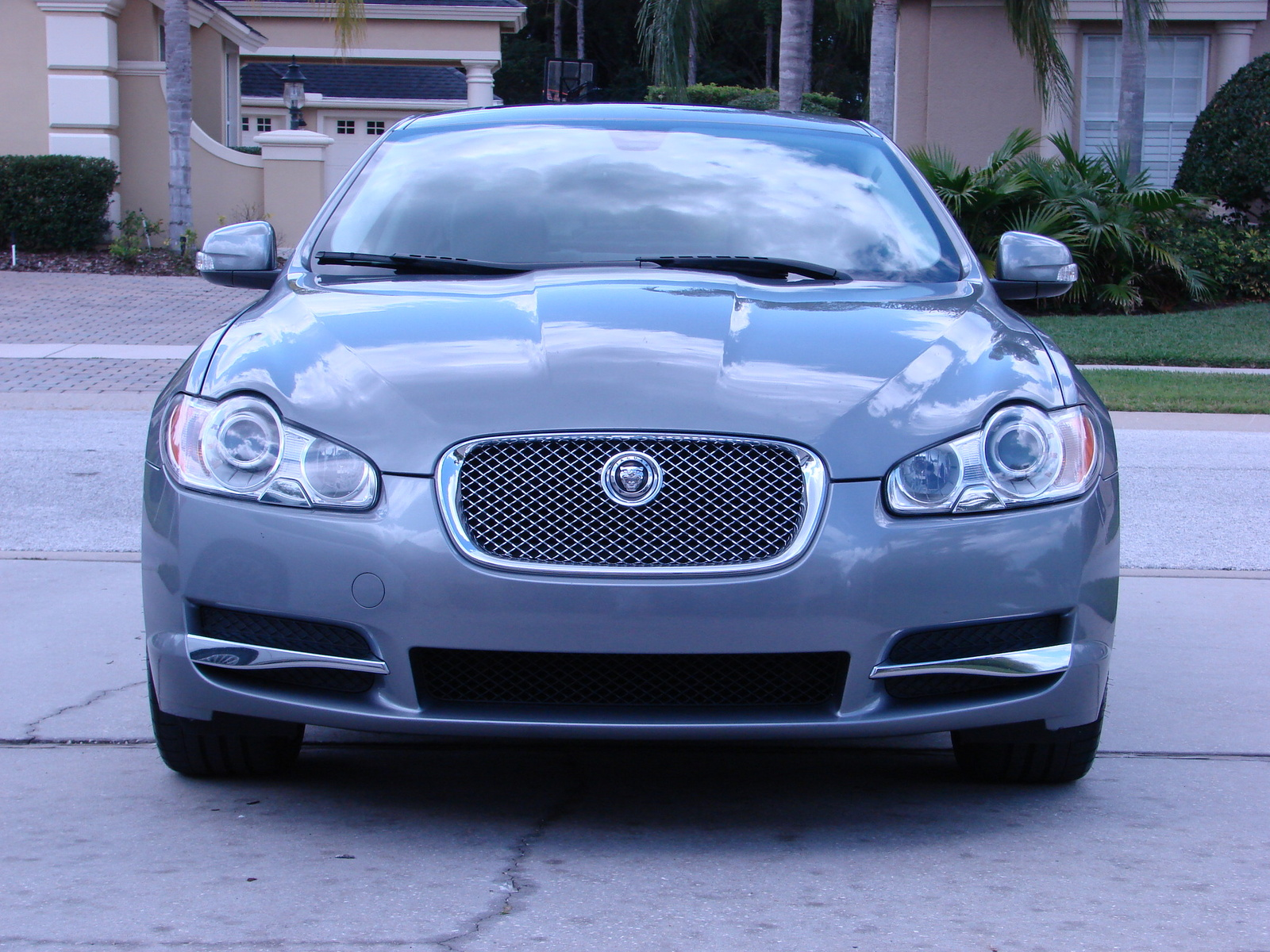 jaguar xf 2009 - photo #15