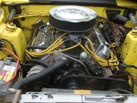 Picture of 1985 Ford Mustang SVO, engine