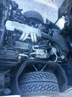 Picture of 1989 Chevrolet Corvette Convertible, engine