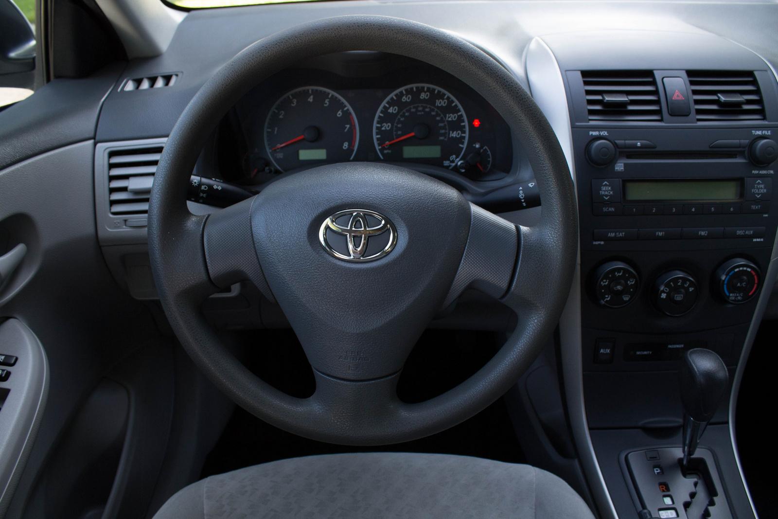 2009 Toyota Corolla Pictures Cargurus
