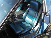 1985 Chevrolet Corvette Coupe, Picture of 1985 Chevrolet Corvette Base, interior