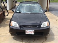 Picture of 1998 Honda Civic DX Hatchback, exterior, gallery_worthy
