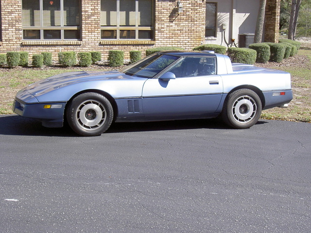 Picture of 1985 Chevrolet Corvette Coupe, exterior, gallery_worthy