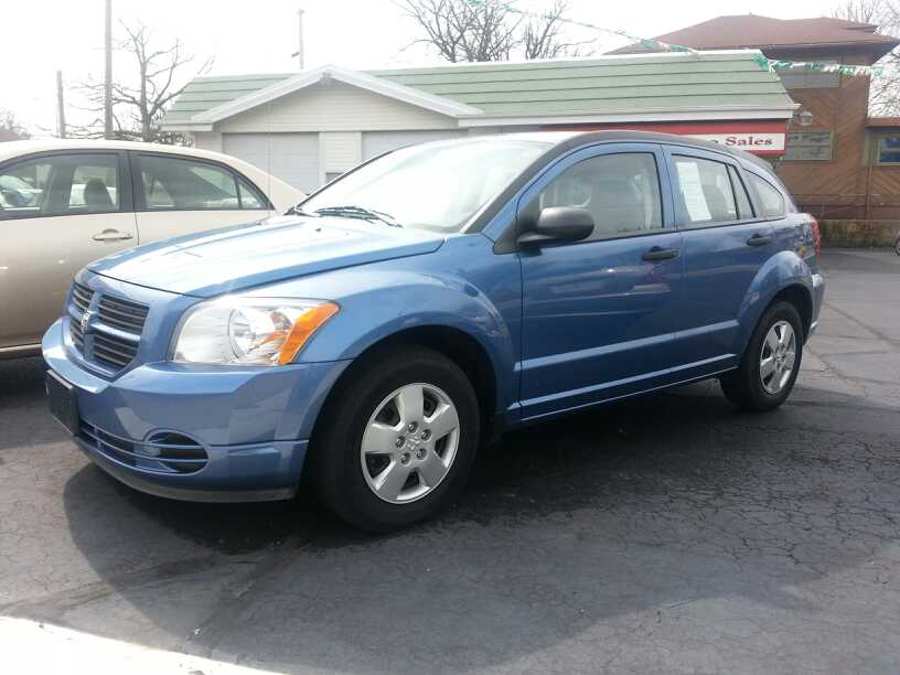 picture of 2007 dodge caliber se exterior. Cars Review. Best American Auto & Cars Review