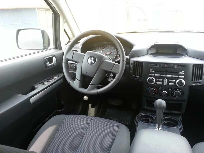 2007 Mitsubishi Endeavor Interior Pictures Cargurus