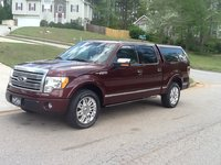 Picture of 2009 Ford F-150 Platinum, exterior