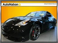 2013 Nissan 370Z NISMO 2dr Cpe Manual, exterior