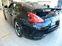 2013 Nissan 370Z NISMO 2dr Cpe Manual Rear View, exterior