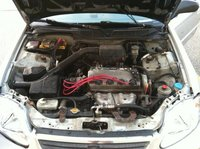 Picture of 2000 Honda Civic DX, engine