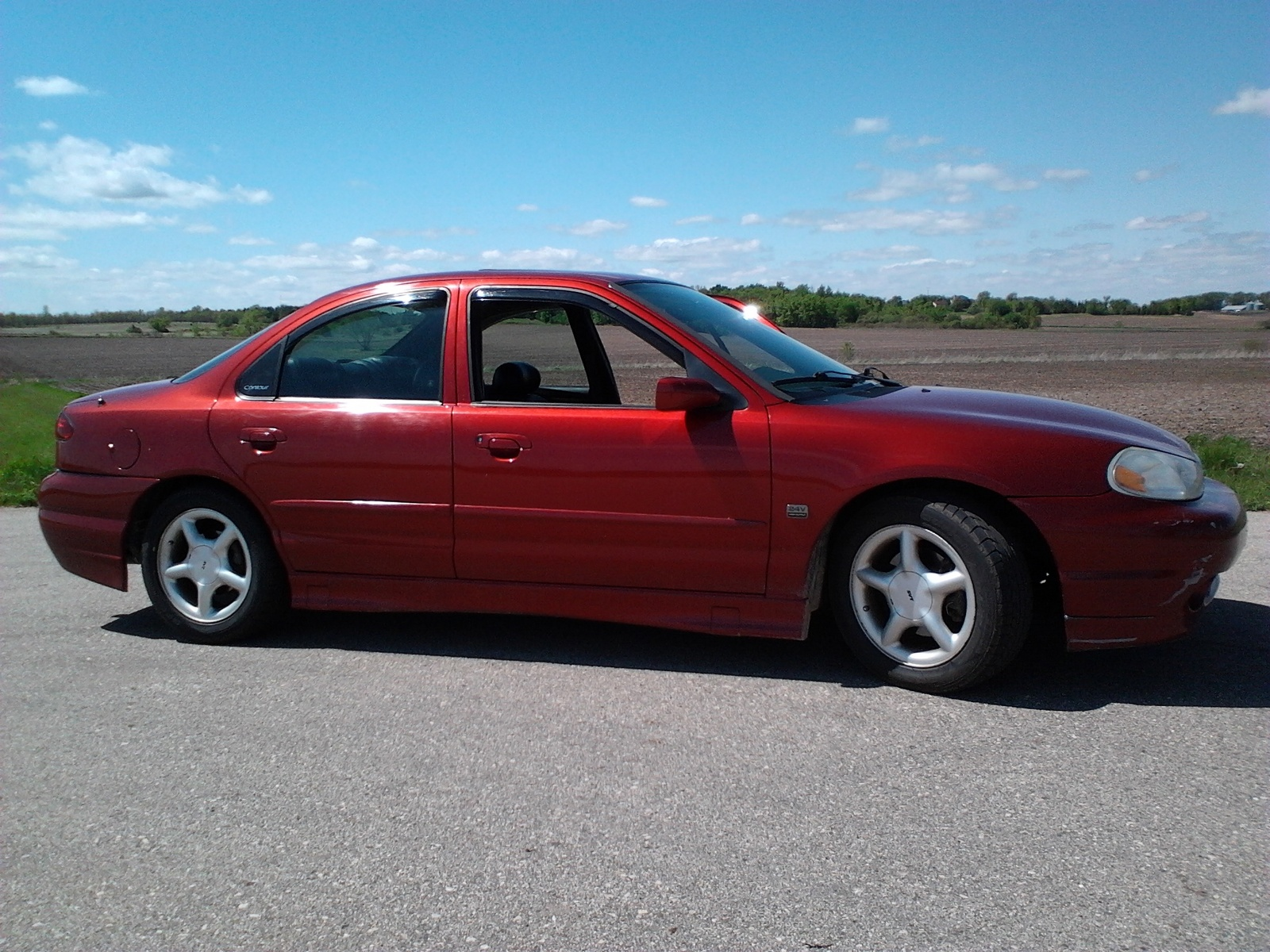 2000 Ford Contour Svt Specs - New Car Release Date and ...