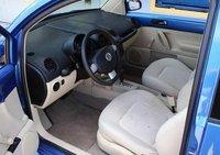 Picture of 2001 Volkswagen Beetle GLS 2.0, interior, gallery_worthy