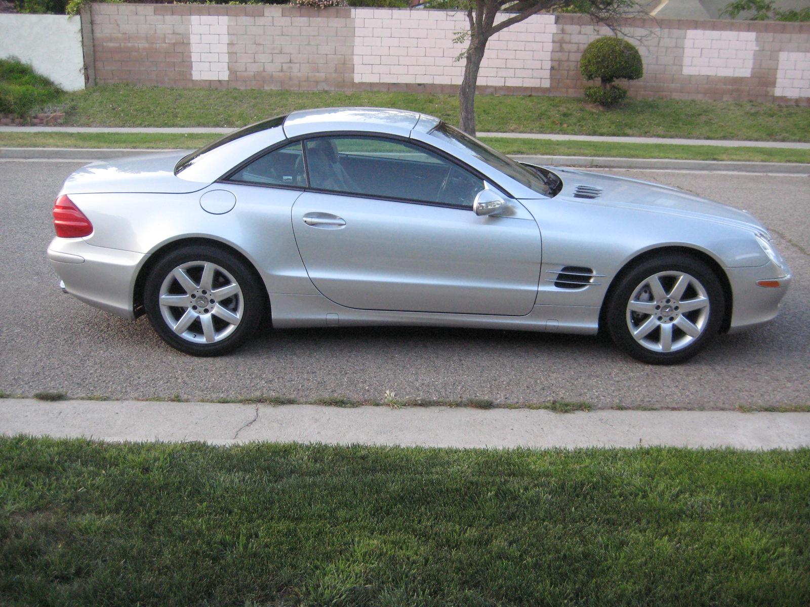 2003 Mercedes Benz Sl Class Pictures Cargurus