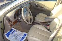 2002 Nissan Altima picture, interior