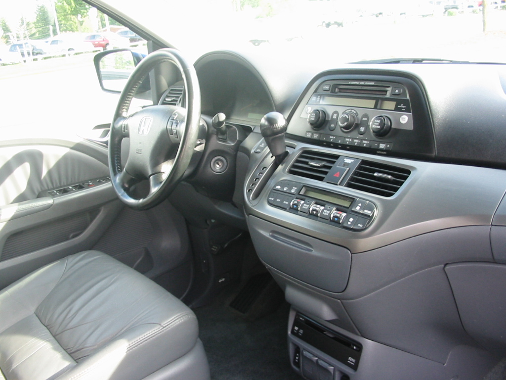 2007 honda odyssey interior pictures to pin on pinterest for 2007 honda odyssey interior