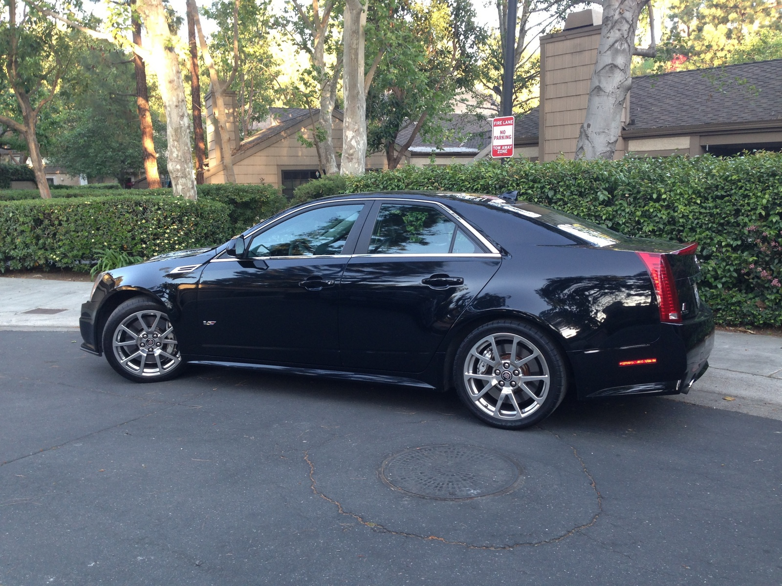 2010 Cadillac Cts V Pictures Cargurus