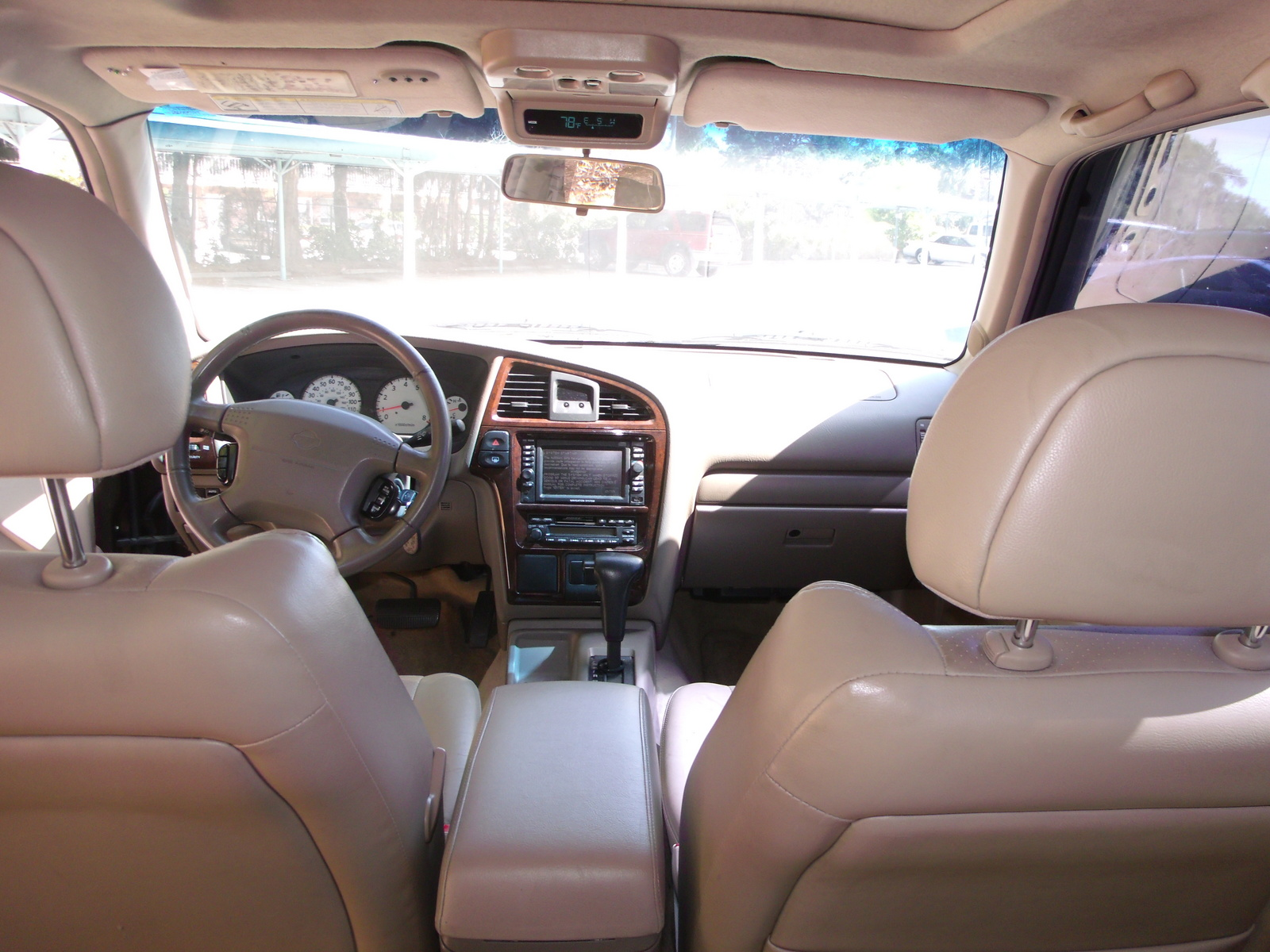 2001 Nissan Pathfinder Interior Pictures Cargurus