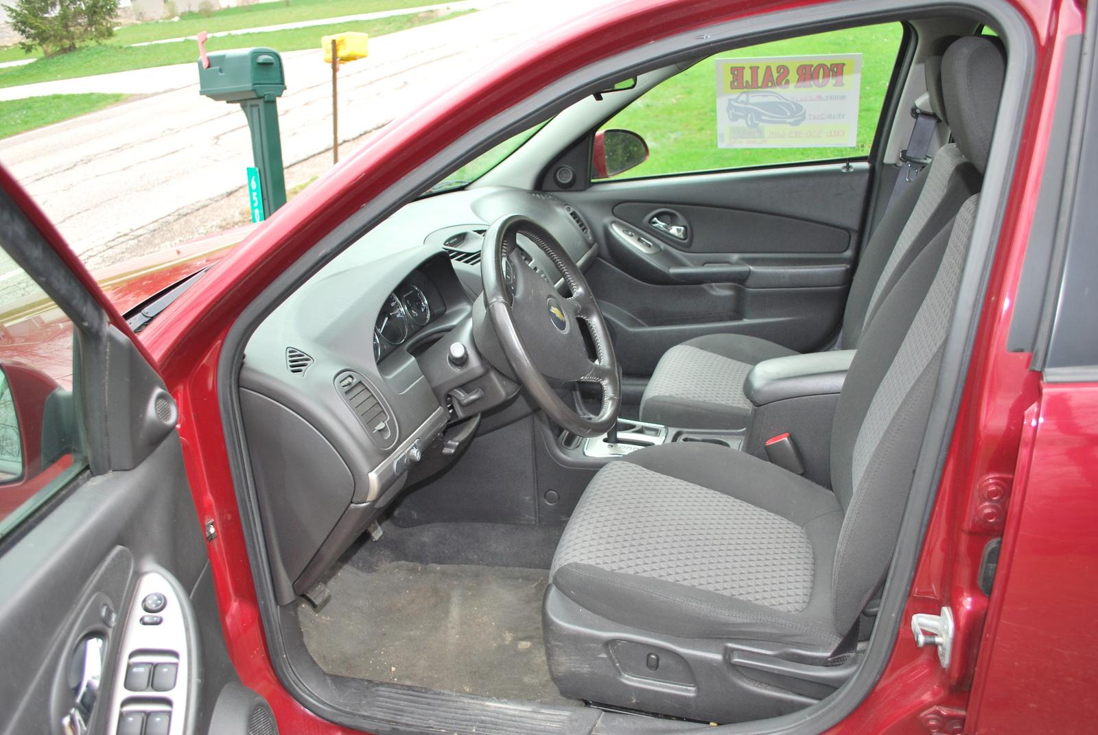 2007 Chevrolet Malibu Interior Pictures Cargurus
