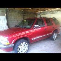 Picture of 2000 Chevrolet Blazer 4 Door LS 4WD, exterior