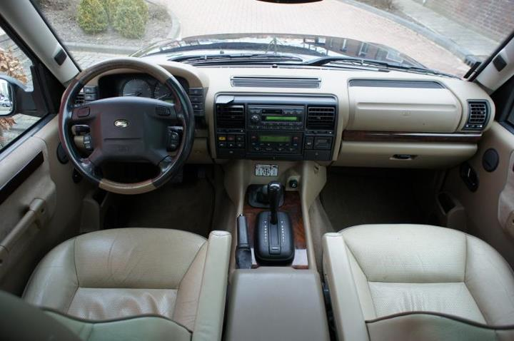 2000 land rover discovery series ii pictures cargurus for Land rover 2000 interior