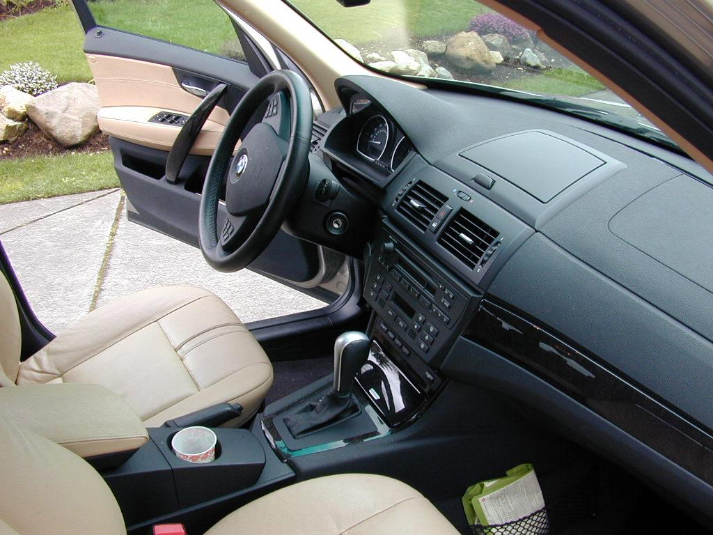 2008 Bmw X3 Interior Pictures Cargurus
