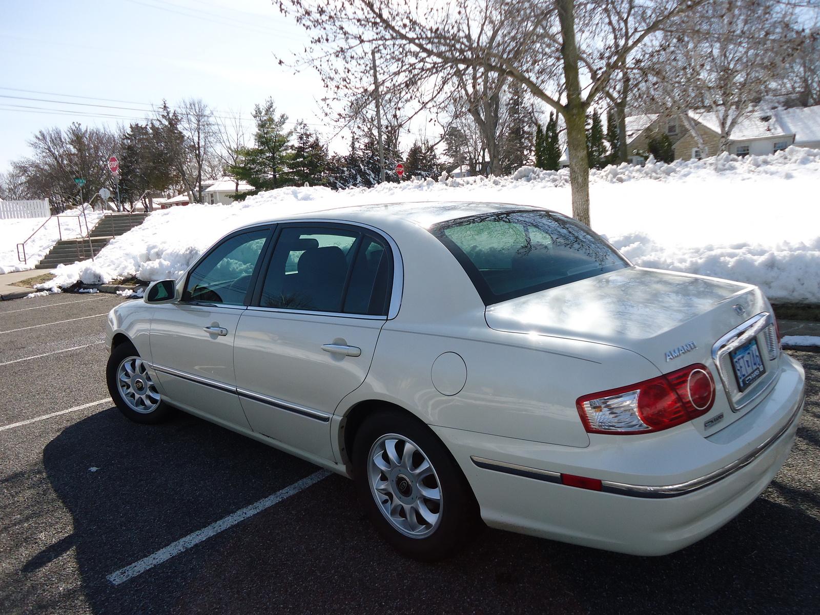 Picture of 2005 kia amanti std exterior