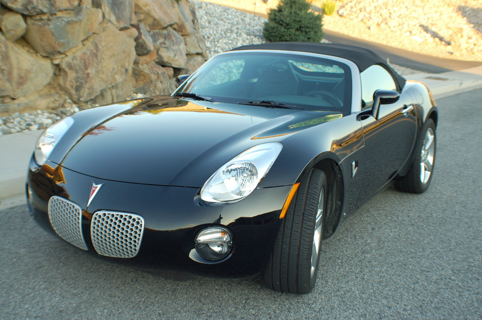 Chrysler crossfire reviews research new used models - Picture Of 2007 Pontiac Solstice Exterior Gallery_worthy