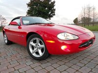 Picture of 2000 Jaguar XK-Series XK8 Convertible, exterior