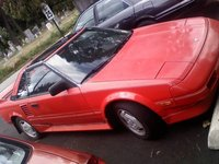 1987 Toyota MR2 Picture Gallery