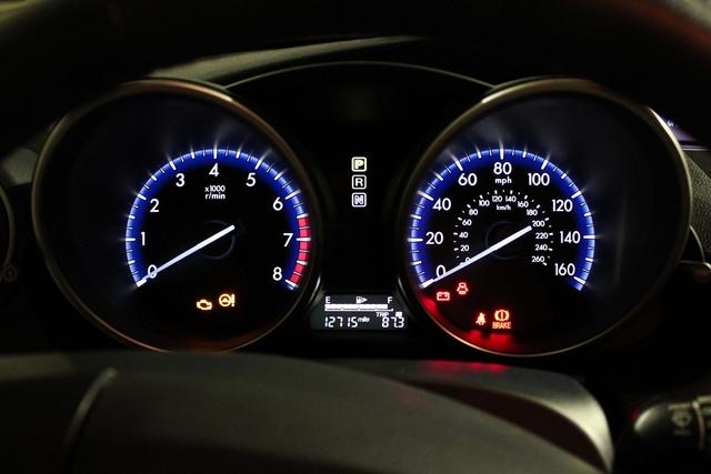 Picture of 2012 Mazda MAZDA3 i Touring Hatchback, interior, gallery_worthy