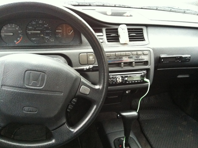 1995 Honda Civic Coupe Interior Pictures Cargurus