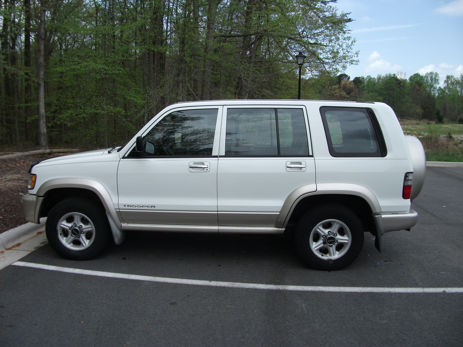 2001 isuzu trooper pictures cargurus