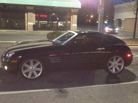 2004 Chrysler Crossfire Limited, This is my nite, exterior