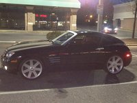 2004 Chrysler Crossfire Base, This is my nite, exterior