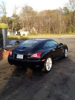 2004 Chrysler Crossfire Base, Too clean machine, exterior