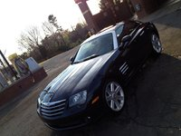 2004 Chrysler Crossfire Limited, No one better, exterior