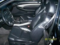 Picture of 2003 Acura CL 3.2 Type-S FWD, interior, gallery_worthy