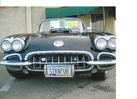 Picture of 1959 Chevrolet Corvette Convertible Roadster, exterior