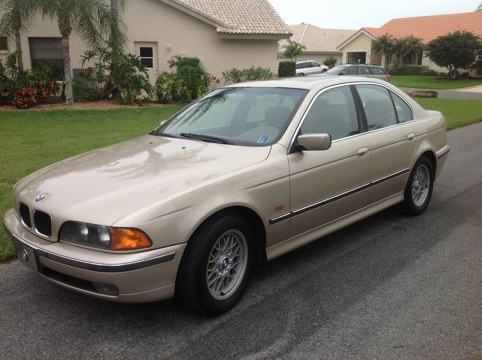Used 2000 BMW 5 Series 528i Sedan RWD For Sale - CarGurus