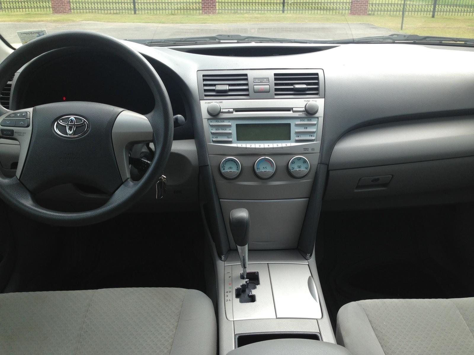 2007 toyota camry interior pictures cargurus