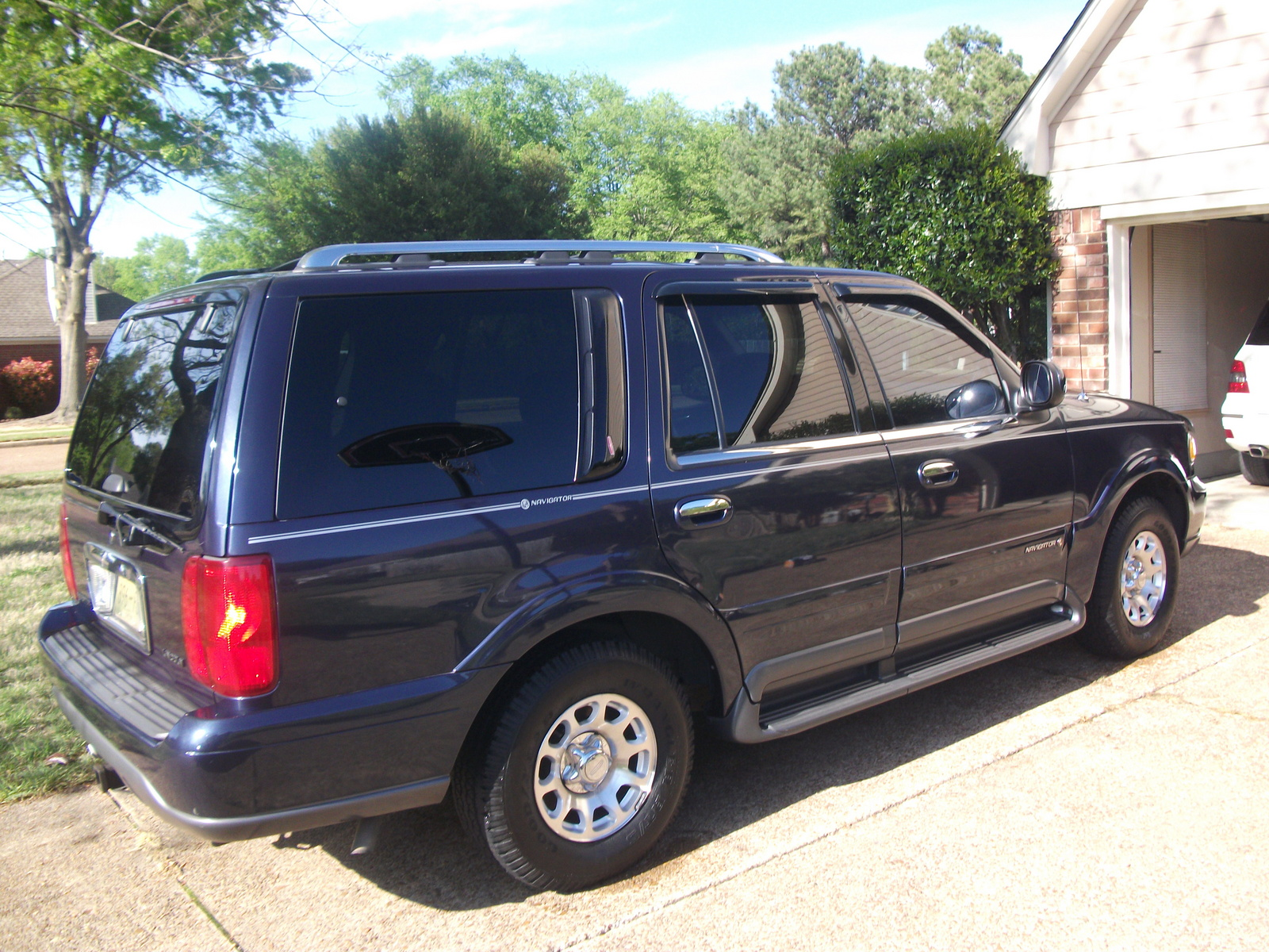 1998 Lincoln Navigator - Pictures