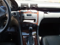 Picture of 2003 Mercedes-Benz C-Class C 240 Sedan, interior