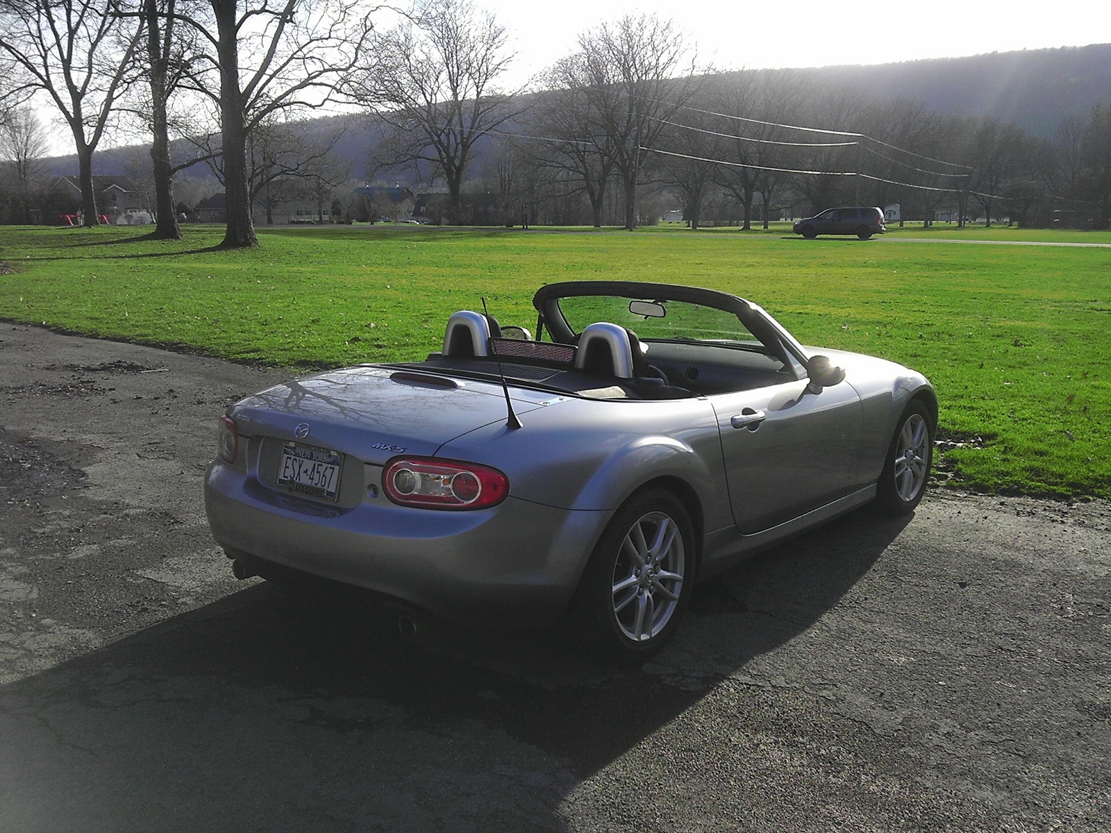 2009 mazda miata mx 5 sport automatic related infomation specifications weili automotive network. Black Bedroom Furniture Sets. Home Design Ideas