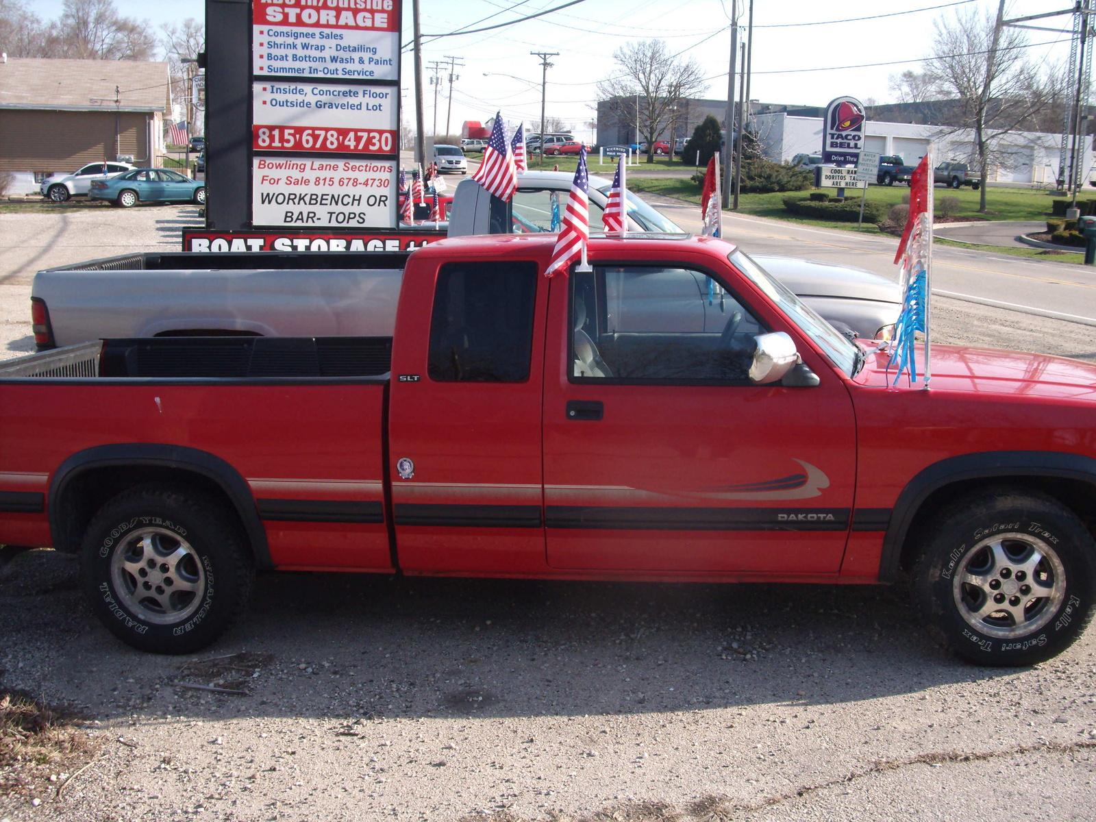 Dodge Dakota Dr Slt Extended Cab Sb Pic on 97 Dodge Dakota Extended Cab