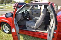 Picture of 2000 Chevrolet S-10 2 Dr LS Xtreme Extended Cab Stepside SB, interior