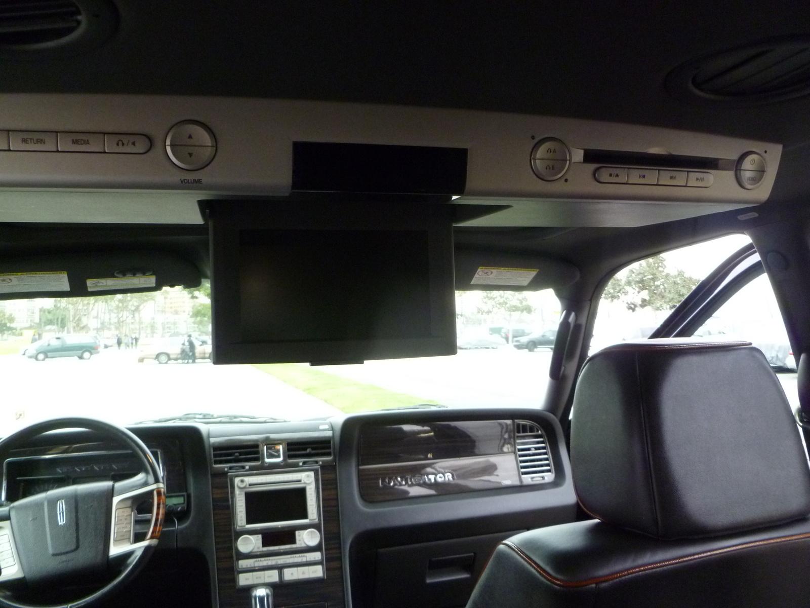 2008 Lincoln Navigator Interior Pictures Cargurus