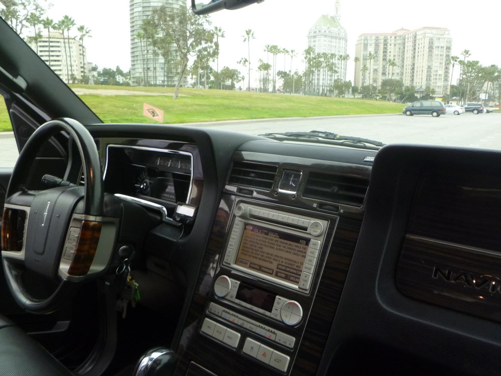 2008 Lincoln Navigator Pictures Cargurus