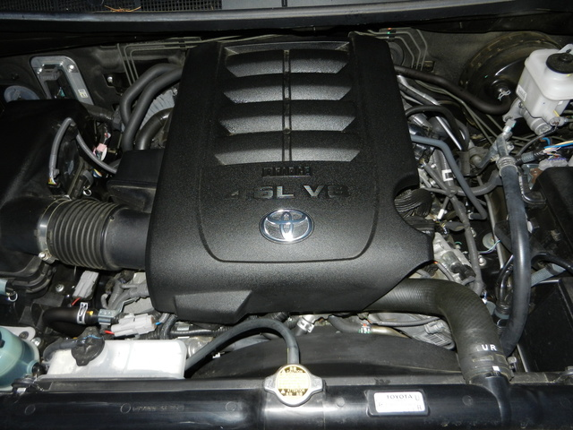 Picture of 2012 Toyota Tundra SR5 Double Cab 4.6L 4WD, engine