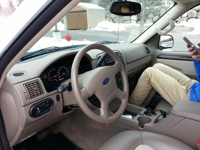 2005 Ford Explorer Interior Pictures Cargurus