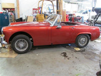 1966 MG Midget Overview