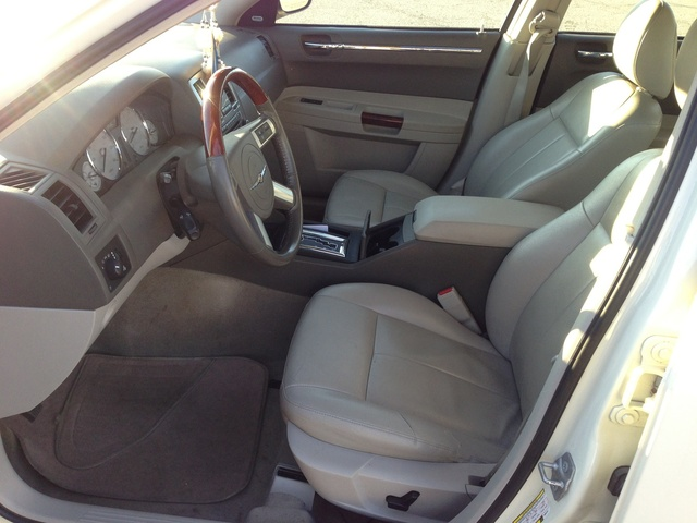 Worksheet. 2007 Chrysler 300  Interior Pictures  CarGurus